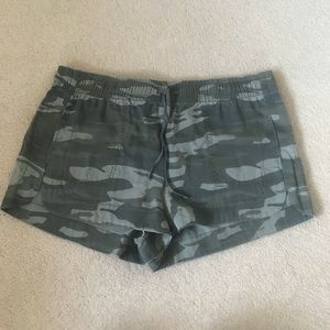 Express camouflage short